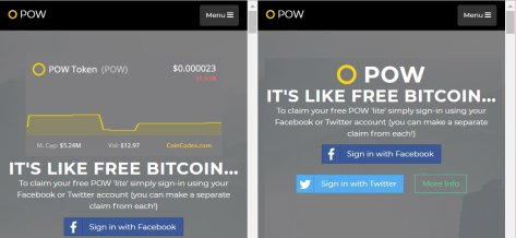 powtoken,pow,cryptocurrency,crypto